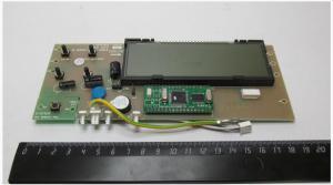 SW-1S главная плата  Артикул: SW-1S PCB MAIN ASSY 6C00SW90001A